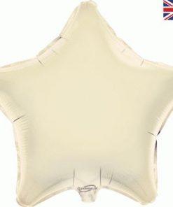 Ivory Star Foil