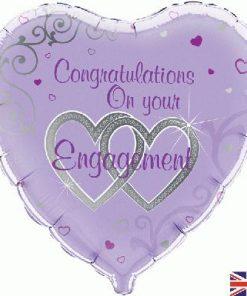 Congrats Engagement