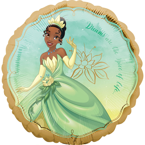 Tiana Once Upon a Time Foil