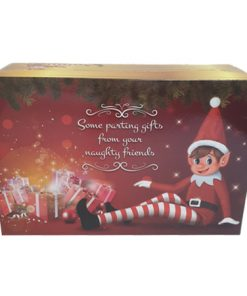 Elf Christmas Eve Box Medium