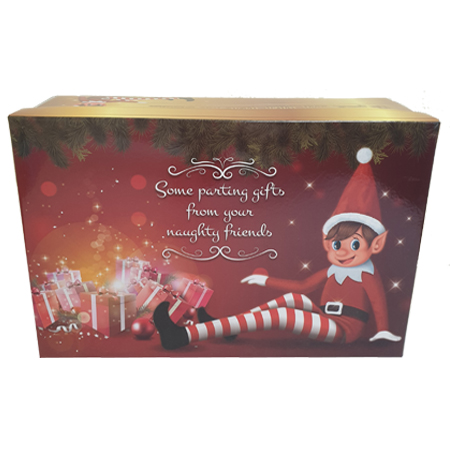 Elf Christmas Eve Box Medium