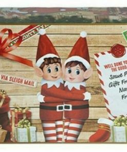 Elf Christmas Eve Box Small