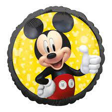 Mickey Mouse Forever Foil