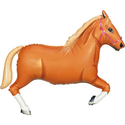 Tan Horse