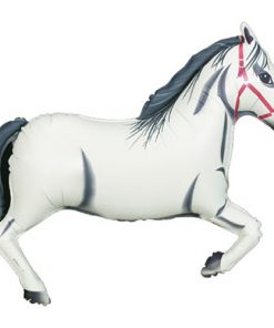 White Horse Shape Foil