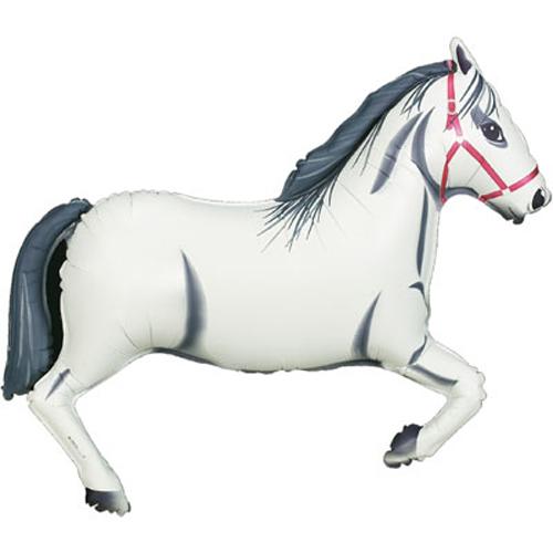 White Horse Shape Foil