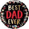 Best Dad Ever Foil