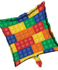 Block Party Square Foil