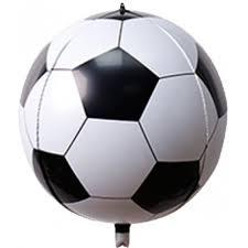 Soccer Ball Orbz Foil