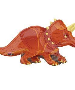 Brontosaurus Foil Balloon