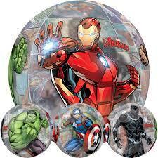 Avengers Powers Unite Orbz Foil