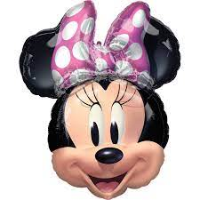 SuperShape Minnie Mouse Forever Foil