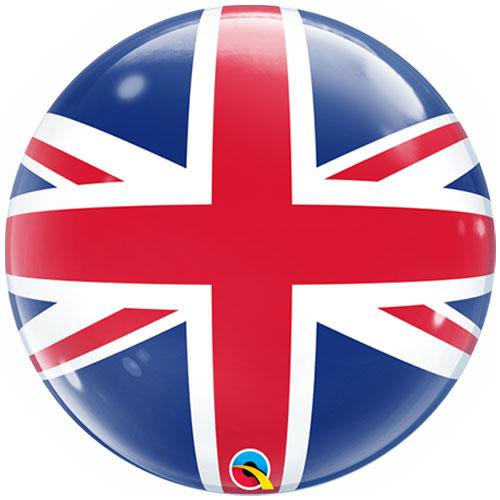 Union Jack Single Bubble