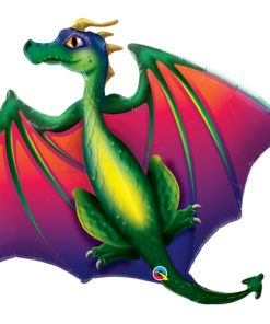 Mythical Dragon Foil
