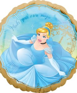 Cinderella Once Upon A Time Foil
