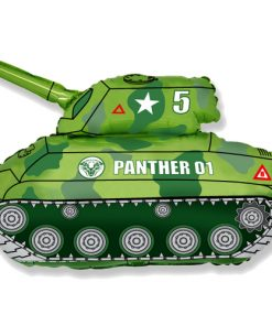 Green Tank Foil