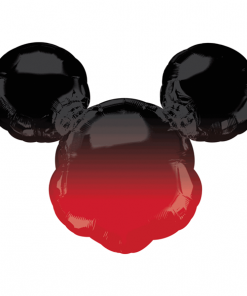 SuperShape Mickey Mouse Ombre Foil