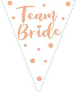 Party Bunting Team Bride