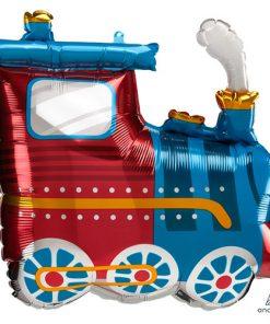 SuperShape Choo Choo Train Foil