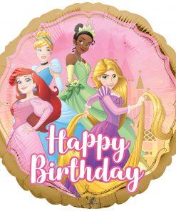 Princess Birthday Once Upon A Time Foil