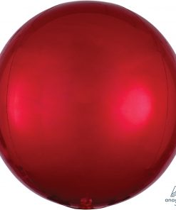Red Orbz Foil